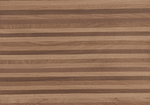 Plywood strips effect - wood essence ELITWOOD srl